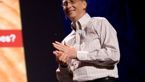 Video: Bill Gates at TED: I Believe in Energy Miracles, Sexy Things!