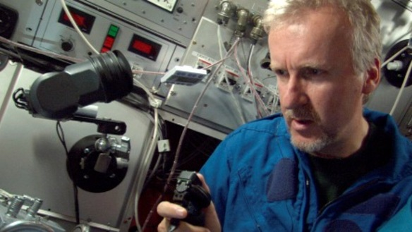 james cameron 2010. Video: James Cameron at TED: I